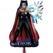 Balon folie figurina Thor - 84cm, Amscan 22297