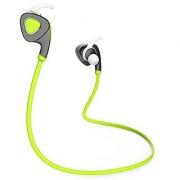 GLCON GS-Q5 Mini Lightweight Sport Wireless Stereo Bluetooth Headset Headphones BT Earphone Earpiece Earbuds with Microp