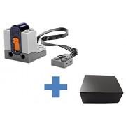 Lego Receptor IR Power Functions 8884 (Viene con una caja de regalo)
