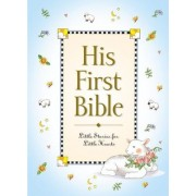 His First Bible by Melody Carlson