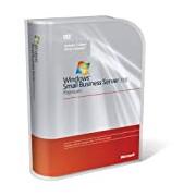 Microsoft Windows Small Business Server Premium 2008, SP2, 1PK DSP OEI DVD 1-4CPU 5CLT, ES
