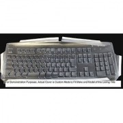 Viziflex Keyboard Cover for Microsoft 1000 Keeps Out Dirt Dust Liquids and Contaminants - Keyboard Not Included - Part #197G123