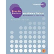 Essential Business Vocabulary Builder by Paul Emmerson
