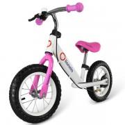 Bicicleta fara pedale Lionelo Dex pink