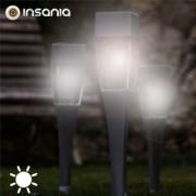 Luz Solar Quadrada (Pack 4)
