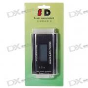 "1.8"" LCD PC Computer ATX/BTX/ITX+SATA Power Supply Tester (English Edition)"