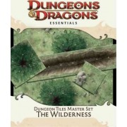Dungeon Tiles Master Set - The Wilderness: An Essential Dungeons & Dragons Accessory by Wizards RPG Team