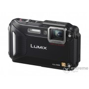 Aparat foto Panasonic Lumix DMC-FT5, negru