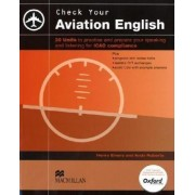 English for Specific Purposes. Check your Aviation English. Student's Book by Henry Emery