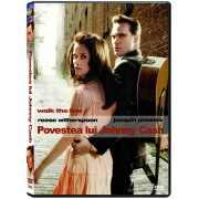 Walk the line:Joaquin Phoenix,Reese Witherspoon - Povestea lui Johnny Cash (DVD)