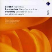 Rachmaninov/Stravinsky - Piano Concerto No.4 (0809274307323) (1 CD)