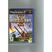 PS2 Játék WWII: Aces of the sky