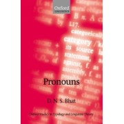 Pronouns by Darbhe Narayana Shankara Bhat