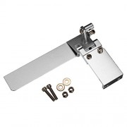 Metal Water Rudder Set For RC Boat 95/130mm