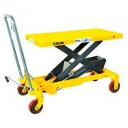 Emelőasztal SP800 800 kg teherbírás, 740 mm emelés, emelő plattform, emelőlap
