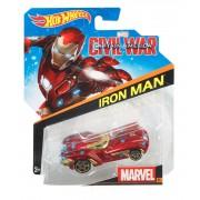 HW MARVEL IRON MAN Mattel BDM71-DJJ55