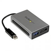 StarTech.Com Adattatore Thunderbolt a eSATA Esterno con Porta USB 3.0, Argento