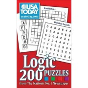 USA Today Logic Puzzles by Puzzle Media Ltd