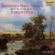 L Van Beethoven - Piano Sonatas Vol.9 (0089408036323) (1 CD)