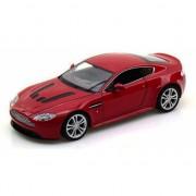 Aston Martin V12 Vantage S rood schaalmodel 1:24