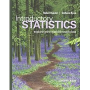 Introductory Statistics Plus Mystatlab with Pearson Etext -- Access Card Package by Robert N Gould