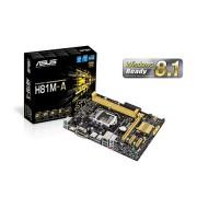Placa Mãe ASUS p/ Intel H81M-A LGA 1150 USB 3.0 Micro ATX Box