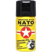 Spray lacrimogen cu piper NATO dispersant