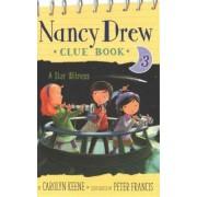 Nancy Drew Clue Book #3: A Star Witness by Carolyn Keene