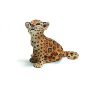 Schleich Jaguar Cub Toy Figure