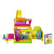 Polly Pocket Pollyville Polly's Home Playset