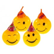 SET 4 LUMANARI EMOTICOANE SMILY AM552129