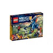 LEGO - Caballo mecánico de lance, multicolor (70312)