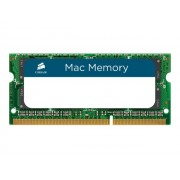 Corsair Mac Memory - DDR3 - 16 Go : 2 x 8 Go - SO DIMM 204 broches - 1600 MHz / PC3-12800 - CL11 - 1.35 V - mémoire sans tampon - non ECC - pour Apple iMac (27 po); Mac mini; MacBook Pro