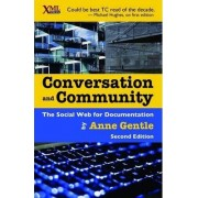 Conversation and Community by Anne Gentle