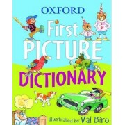 Oxford First Picture Dictionary by Oxford Dictionaries