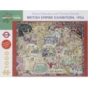 British Empire Exhibition 1924: 1,000 Piece Puzzle