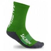 Salming Advanced Indoor Socks EU 39-42 Zelená