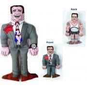 Fat Cat Political Toys - Arnold Schwarzenegger Pupazzo