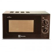 Electrolux 20 L Grill Microwave Oven (G20M.BB-CG, Black)