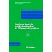 Nonlinear Analysis and its Applications to Differential Equations by M. R. Grossinho