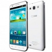 "Szenio Syreni 50QHC Smartphone libre de 5"" (pantalla HD IPS táctil, cámara de 5 MP, 4 GB de capacidad, RAM de 1 GB, Android 4.2.1) blanco"