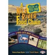 A Nile River Food Chain by Rebecca Hogue Wojahn