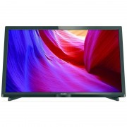Televizor Philips LED 22PFH4000 Full HD 56cm Black