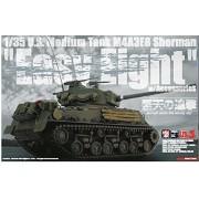 Asuka TaS 35030 - Modellino U.S. Medium Tank M4 A3E8 Sherman Easy Eight Accessories