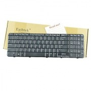 Eathtek New Laptop Keyboard for HP Compaq Presario CQ60 G60T series Black US Layout Compatible with part# NSK-HAA01
