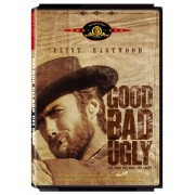 The good,the bad and the ugly:Clint Eastwood - Cel bun,cel rau,cel urat (DVD)