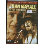 John Mayall - Live From The Bottom Line New York City