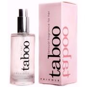 Perfume Taboo - Fragrância Sensual Para Mulher (50 ml)