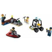 Set Constructie Lego City Inchisoarea De Pe Insula Set Pentru Incepatori