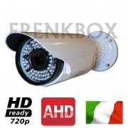 Telecamera Videosorveglianza SONY AHD 72Led 720p HD Ready varifocale 2.8 - 12mm